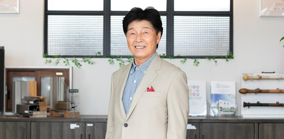 代表取締役 髙橋 晃男