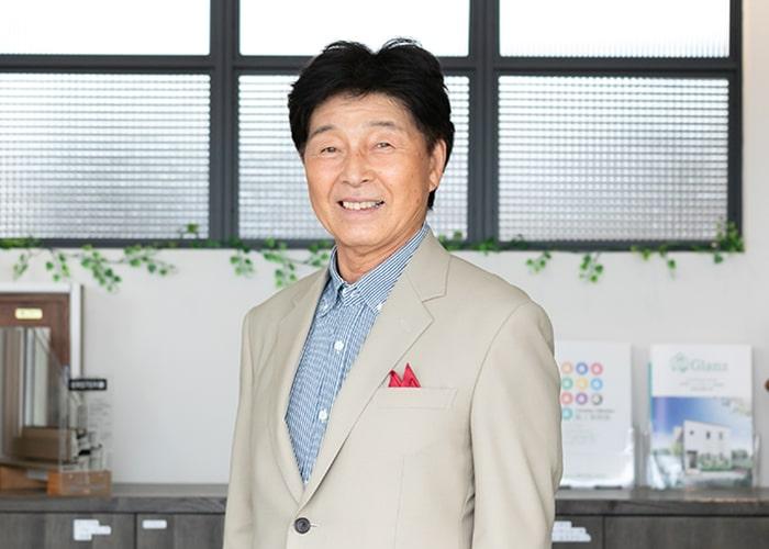 専務取締役 髙橋 晃男