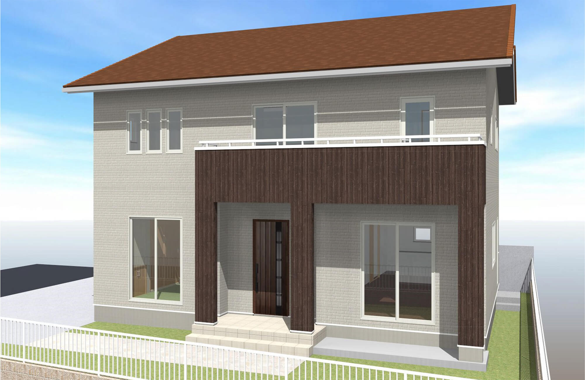 石巻市で開催の完成住宅見学会