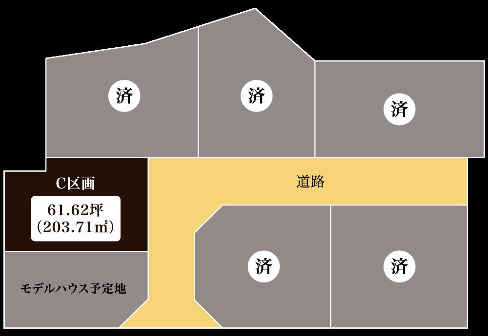 【完売】仙台市青葉区中山 / B区画
