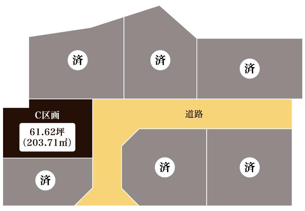 仙台市青葉区中山 / C区画
