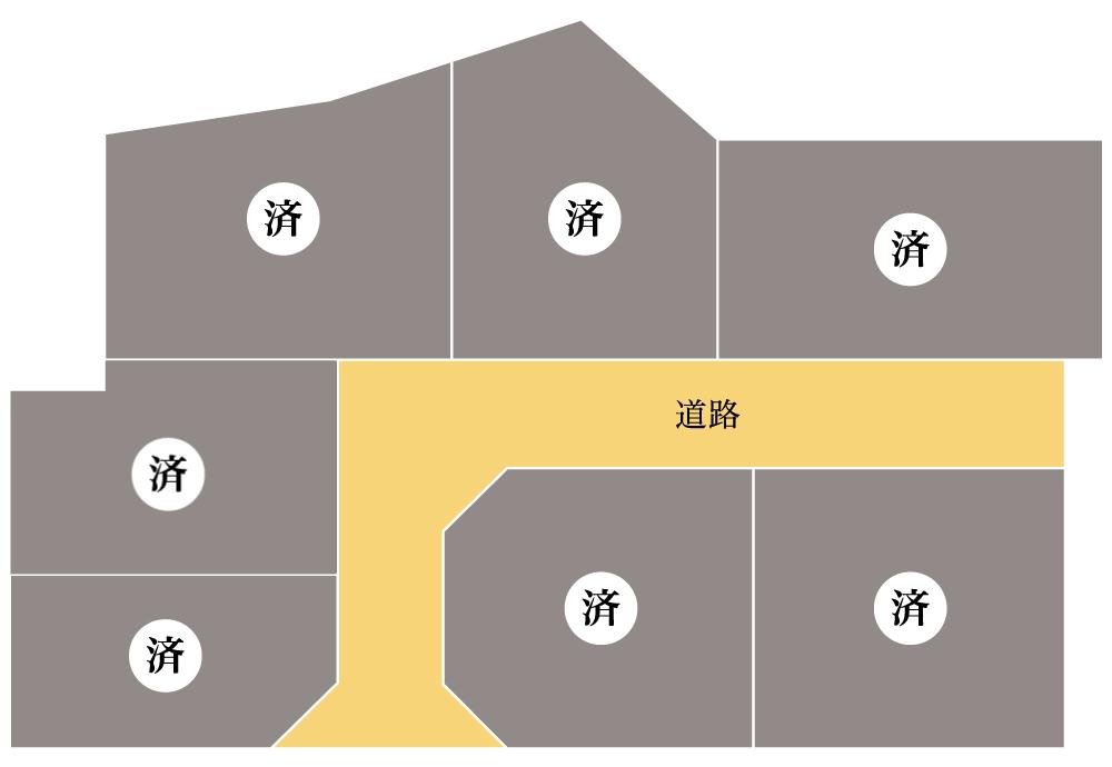 【完売】仙台市青葉区中山 / C区画