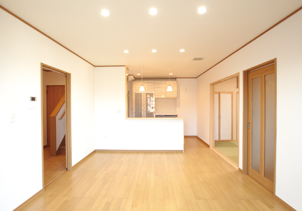 【石巻市大平】いざという時にわかる強くて優しい家完成見学会開催