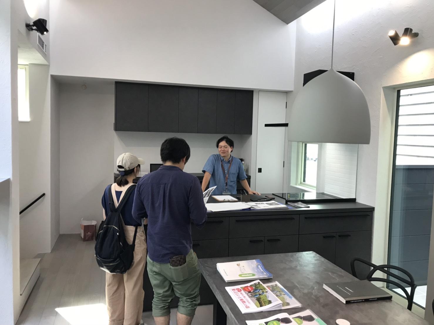 イベントレポート『全館空調Glanz中江の家』完成住宅見学会
