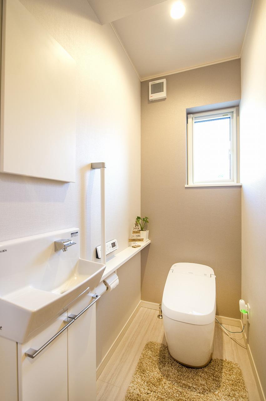 Vol.107【石巻市新築コラム】2階にトイレがあるメリット