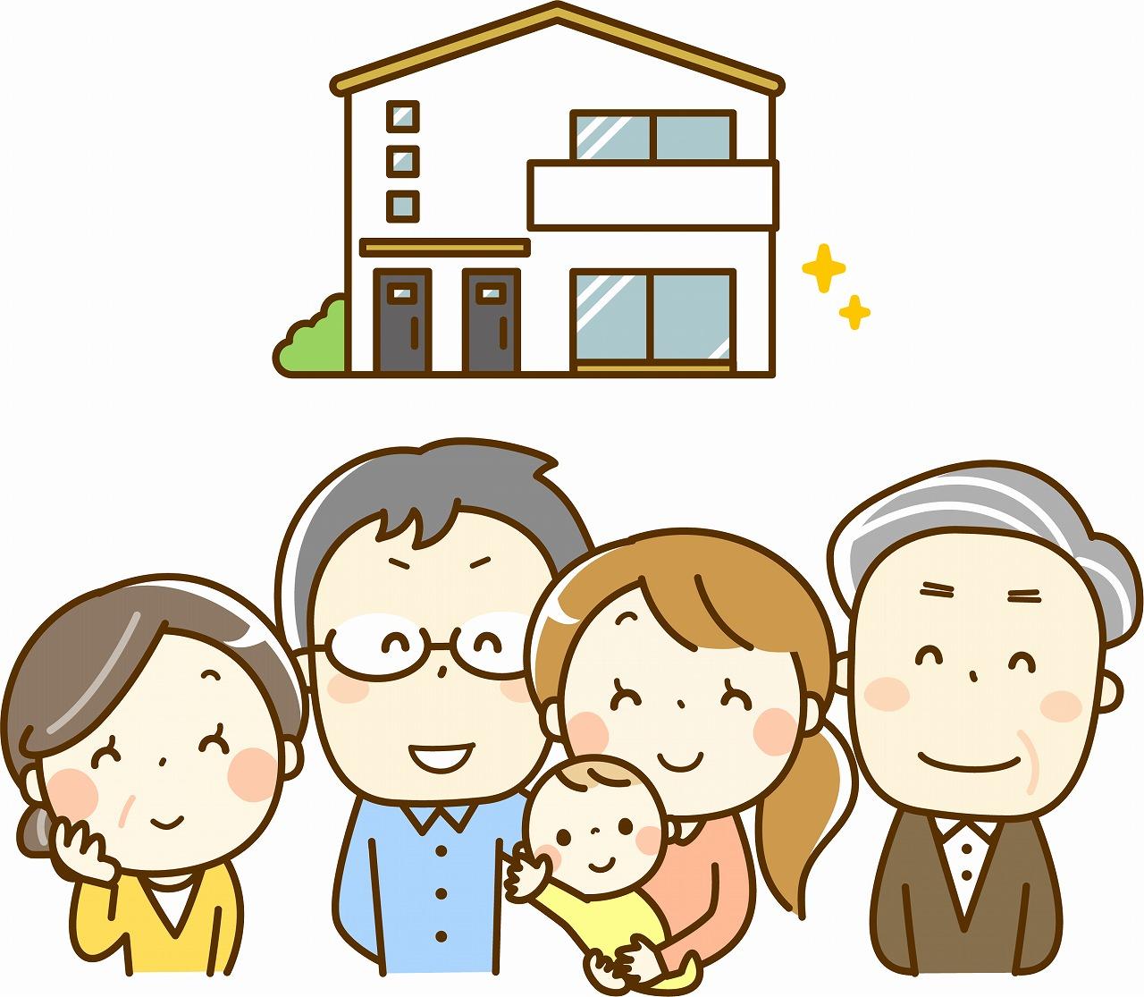 Vol.153【石巻市新築コラム】注文住宅で二世帯住宅を建てるには①