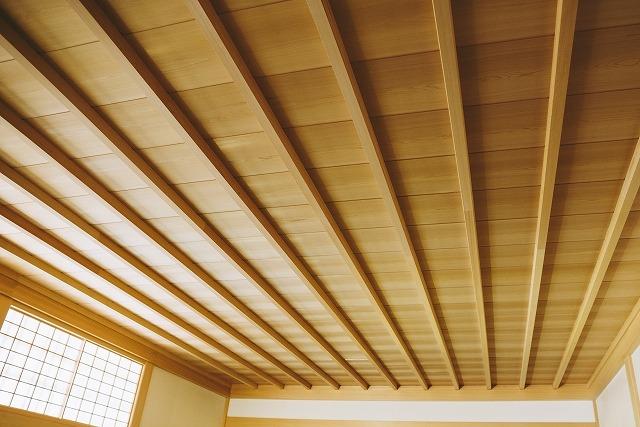Vol.164【石巻市新築コラム】和室天井の種類