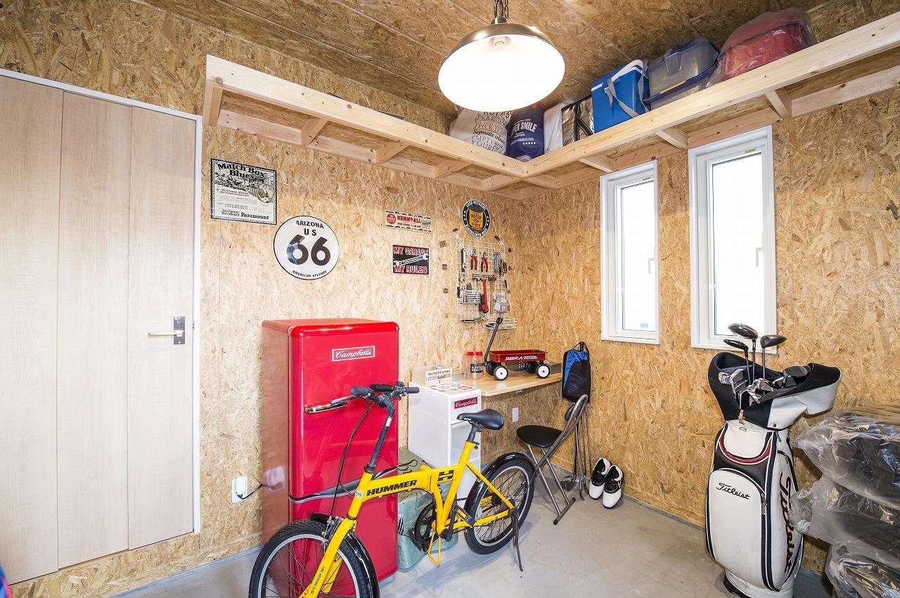 Vol.137【石巻市新築コラム】自転車の保管スペースについて