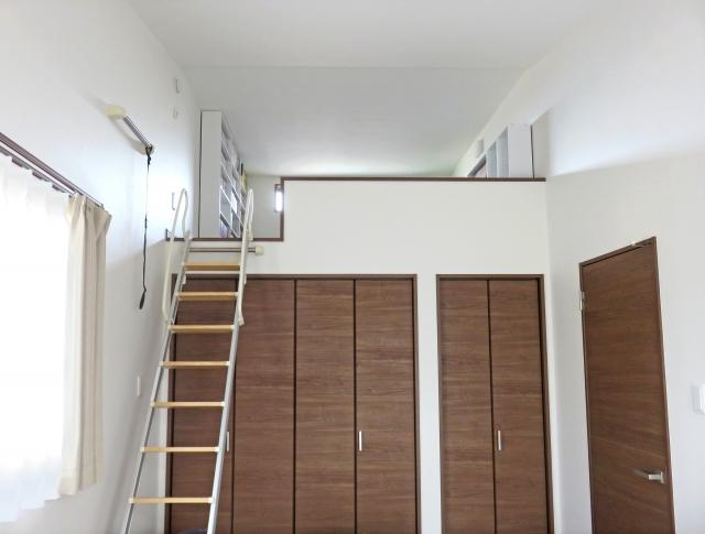 Vol.202【石巻市新築コラム】新築注文住宅でのロフトの活用法