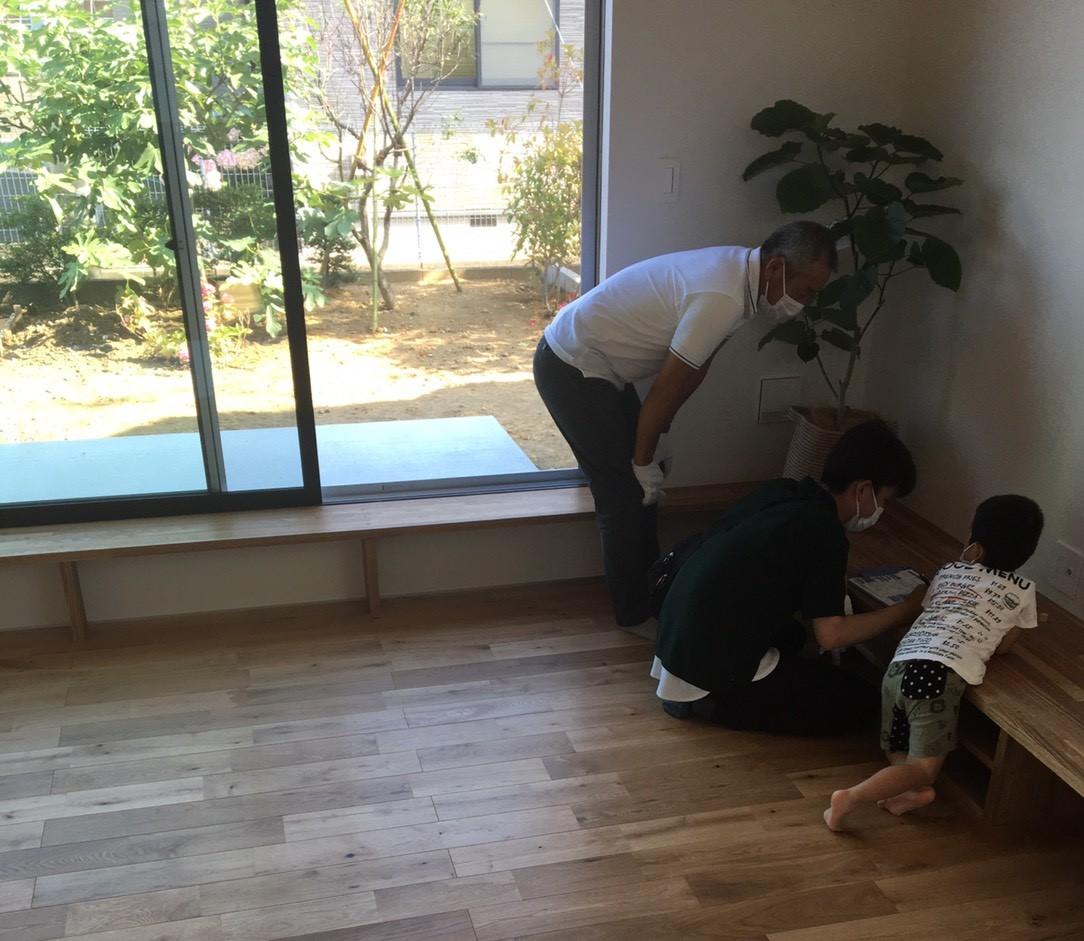 イベントレポート【完成見学会】ちいさなお菓子屋さんのある家|東松島市