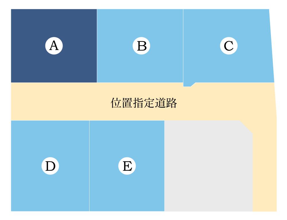 【予定販売区画A】仙台市青葉区柏木3丁目