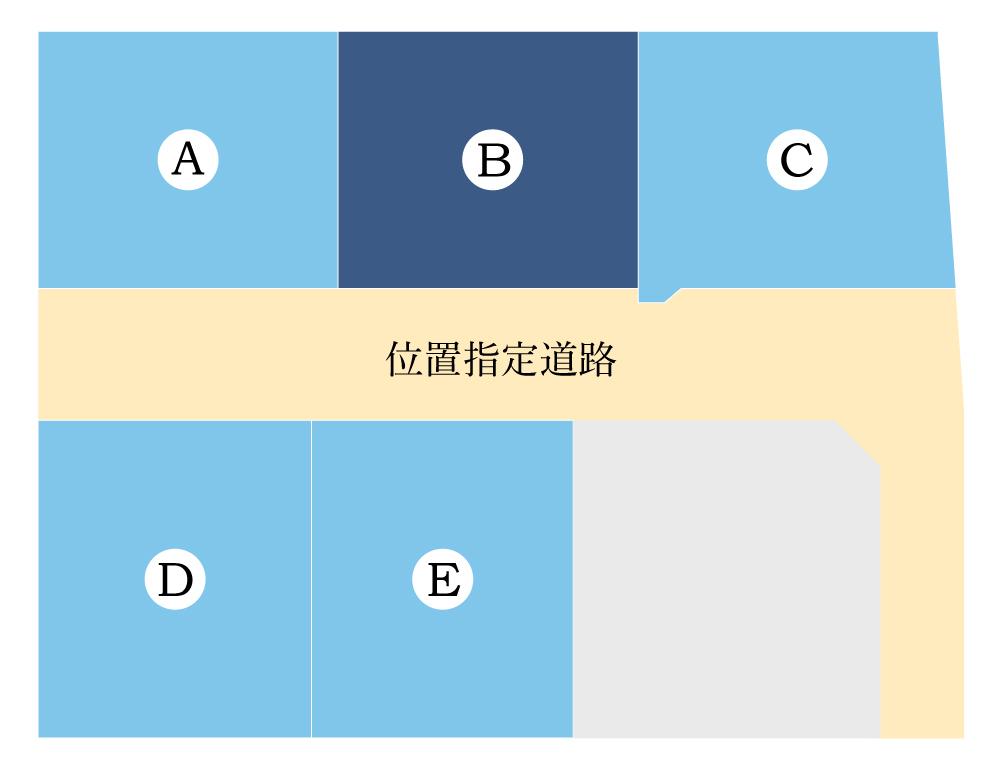 【予定販売区画B】仙台市青葉区柏木3丁目