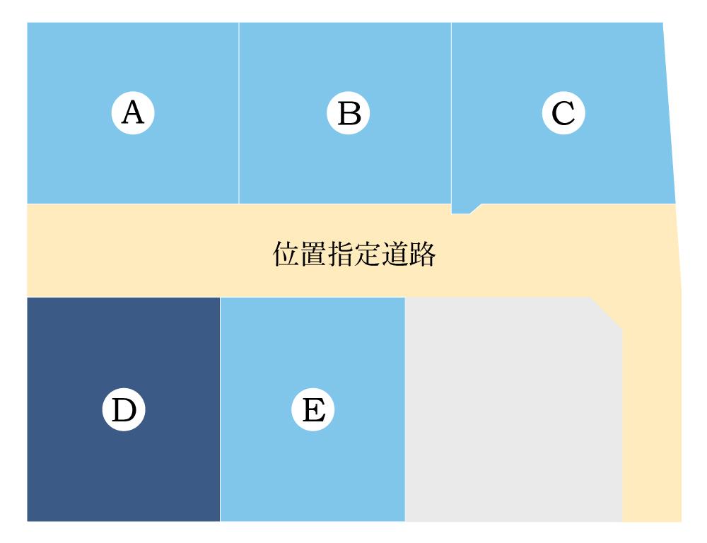 【予定販売区画D】仙台市青葉区柏木3丁目