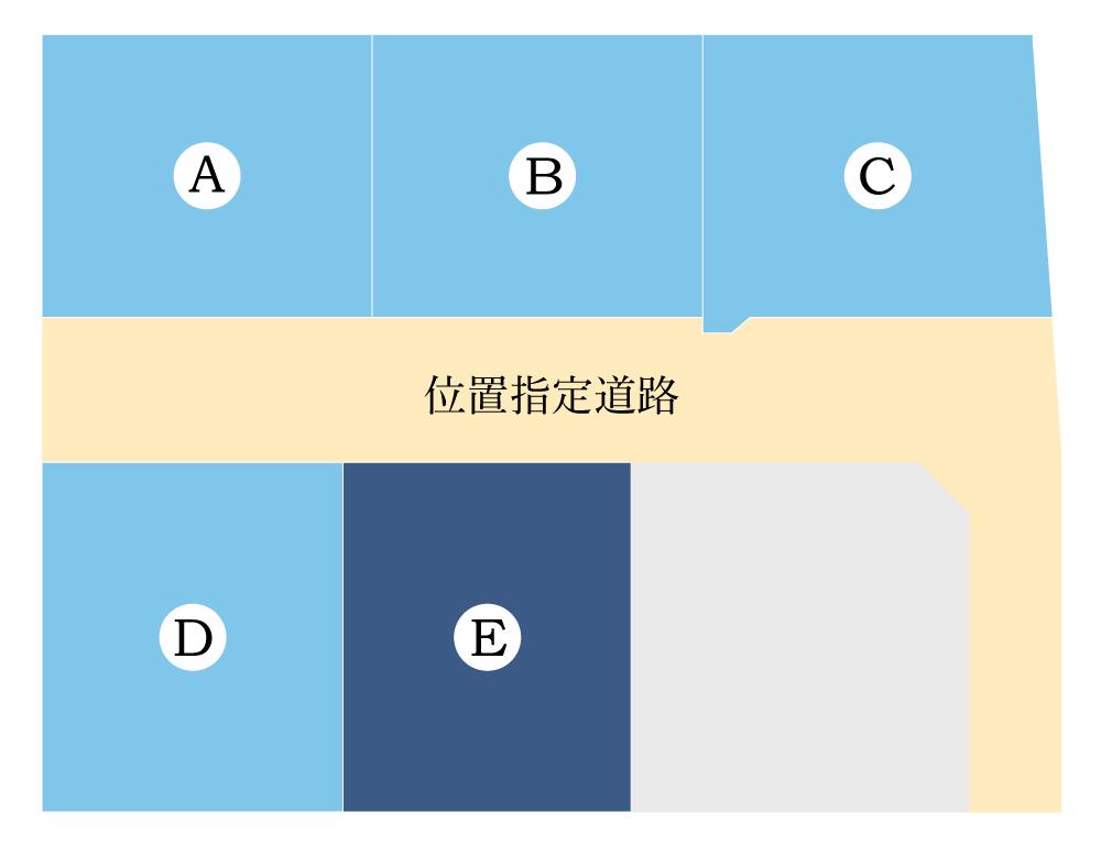 【予定販売区画E】仙台市青葉区柏木3丁目